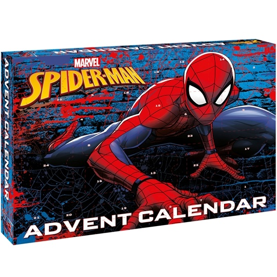 Disney - Adventskalender Spiderman