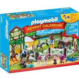 Playmobil - Adventskalender Bondgård