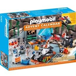 Playmobil - Adventskalender Top Agenter