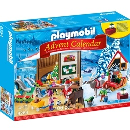 Playmobil - Adventskalender Tomteverkstad