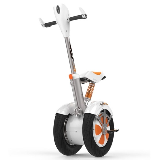Airwheel - A3 - Tvåhjuling Med Lädersadel