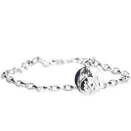 Kalas - Armband Silvermynt