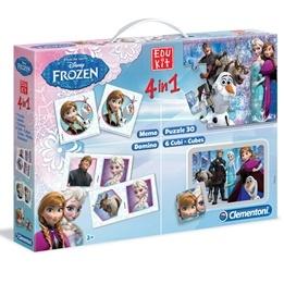 Disney - Frozen 4 i 1