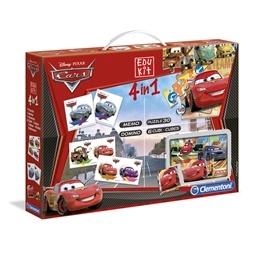 Disney - Cars 4 i 1