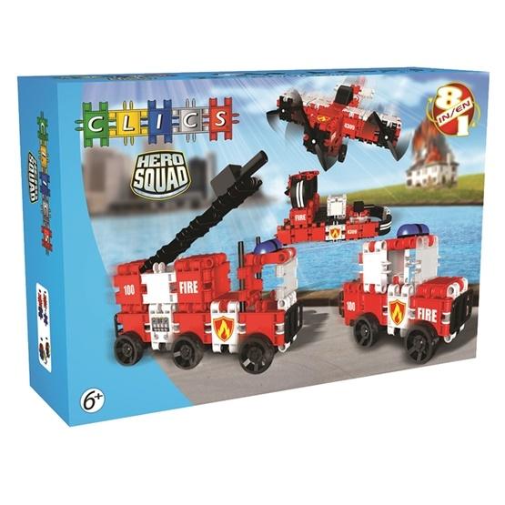 Clics - Hero Squad Fire Brigade