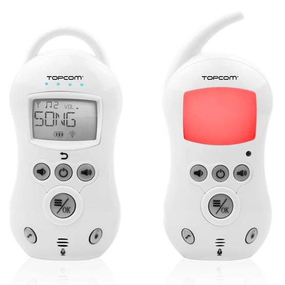 Topcom Kidzzz - Topcom Digital Babymonitor 1,8 GHz