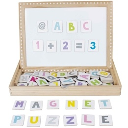 Jabadabado - Magnetplatta ABC