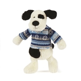 Jellycat - Paxton Puppy Winter Warmer