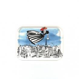 Pellianni - Mademoiselle Oiseau Paris - Venice Bricka