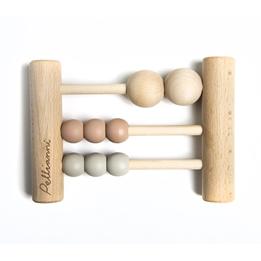 Pellianni - Wooden Abacus pastel