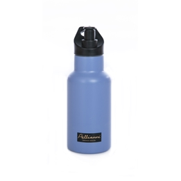 Pellianni - Stainless Steel Bottle Blue