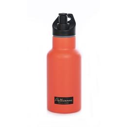 Pellianni - Stainless Steel Bottle Orange