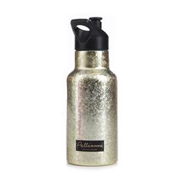 Pellianni - Stainless Steel Bottle Gold