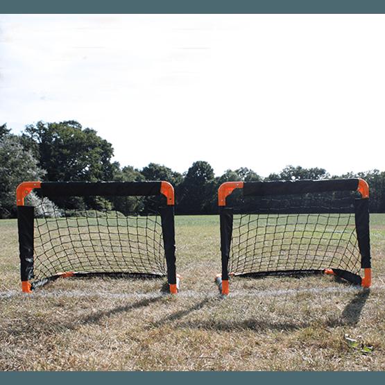Gorilla Training - Mål - Rocket Pop Up Goals Twin Pack