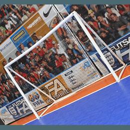 Gorilla Training - Uppblåstbart Mål - Futsal