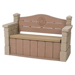 Step2 - Outdoor Storage Bench