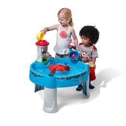 Step2 - Lekbord - Paw Patrol Water Tabel