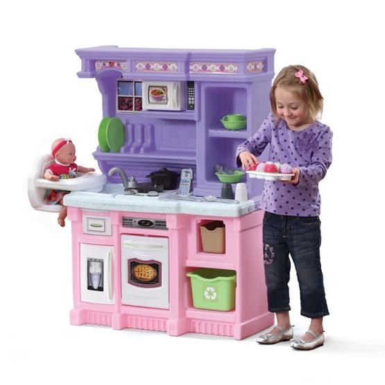 Step2 - Barnkök - Little Baker's Kitchen