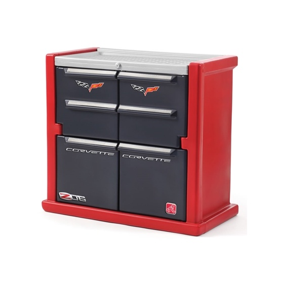 Step2 - Garderob - Corvette Dresser