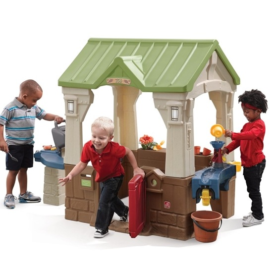 Step2 - Lekstuga - Great Outdoor Playhouse