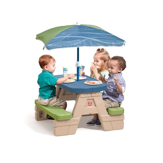 Step2 - Bord - Sit & Play Picnic Table