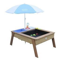 Axi - Sand/Vattenbord - Linda Med Parasoll Och Lekkök