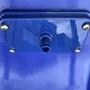 Axi - Fristående Rutchkana Med Vattenuttag - 180 Cm Blå