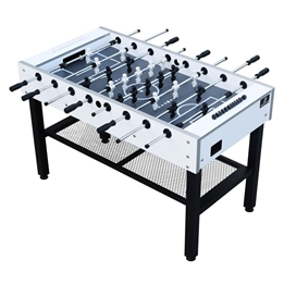 Cougar - Fossball - Freestyle Pro White Football Table