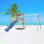 Sunny - Gunga - Beach Tower Double Swing