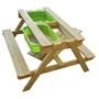 Sunny - Bord - Dual Top Table