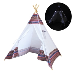 Step2 - LED Teepee Tent Multicolour / white