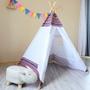 Step2 - LED Teepee Tent Multicolour / white