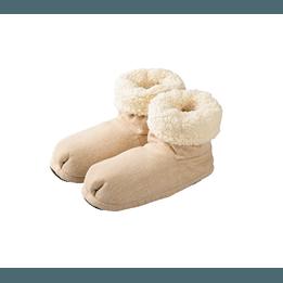 Warmies - Slippies - Boots Comfort Beige (37-41)