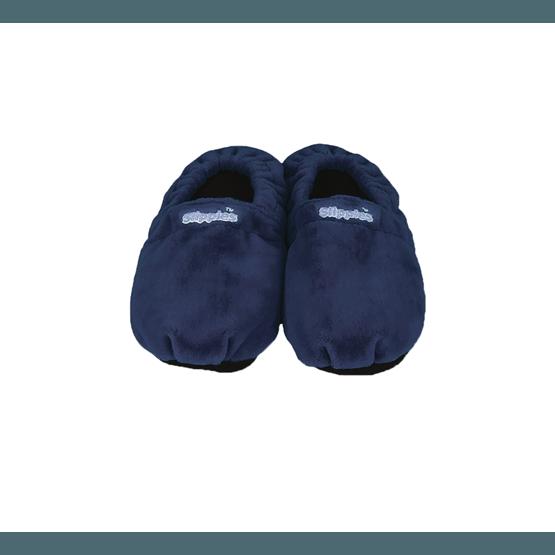 Warmies - Slippies - Classic Mörkblå (41-45)