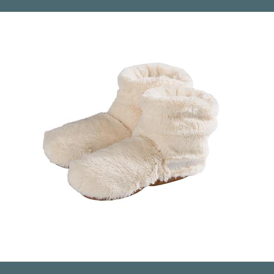 Warmies - Slippies - Boots Deluxe Beige (37-42)