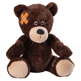 Warmies - Plåsterbjörn