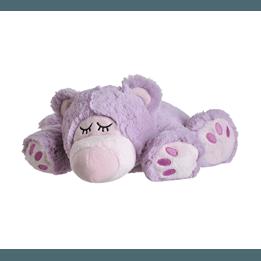 Warmies - Sömnbjörn - Lila