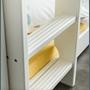 Fööniks - Våningssäng - Tre Sängar - 200 x 90 Cm