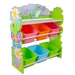 Fantasy Fields - Magic Garden 6 Compartment Cubby