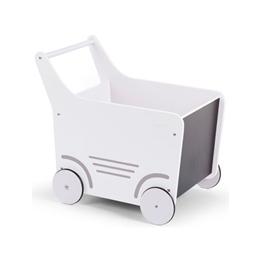 Childhome - Gåvagn - Vit