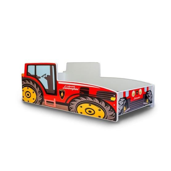 Barnsäng - Farmi Med Madrass - Lamborghini