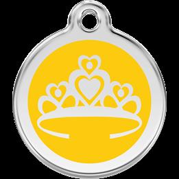Red Dingo - ID-bricka Skolväska Krona