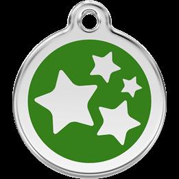 Red Dingo - ID-bricka Skolväska Stjärna
