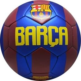 Barcelona - Fotboll: Barcelona - Size 5 - Metallic