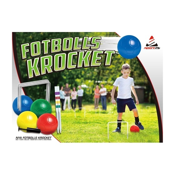 SportMe - Fotbollskrocket