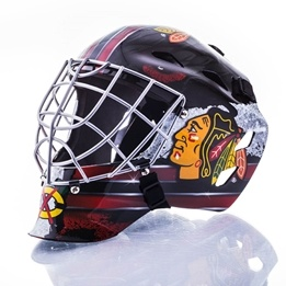Franklin - Mask: NHL - Chicago Blackhawks