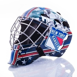 Franklin - Mask: NHL - New York Rangers