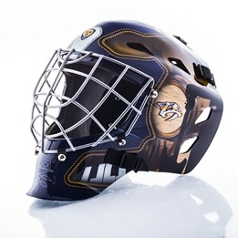 Franklin - Mask: NHL - Nashville Predators