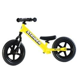 "Strider - Balanscykel - Sport 12"" - Gul"