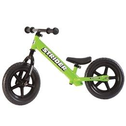 """Strider - Balanscykel - Classic 12"""" - Grön"""